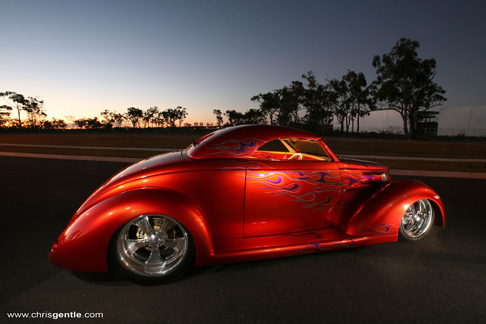 37 Ford Coupe Autos Post