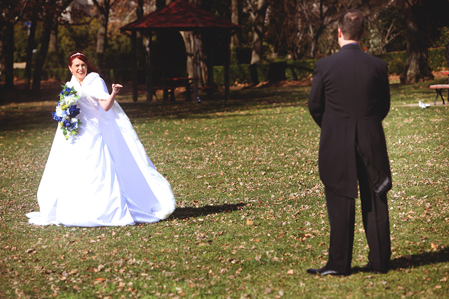 Wedding photography in lennox park - Canberra