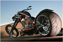 Custom Chopper West Coast