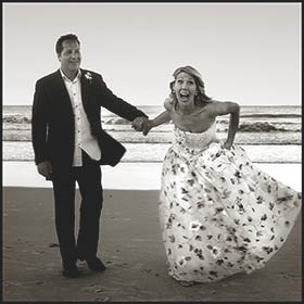 Byron Bay Wedding Photography beach